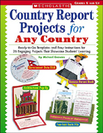 Country Report Projects for Any Country (Enhanced eBook)