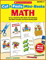 Cut and Paste Mini-Books: Math (Enhanced eBook)