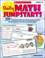 Daily Math Jumpstarts