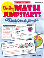 Daily Math Jumpstarts (Enhanced eBook)