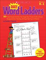 Daily Word Ladders: Grades K-1 (Enhanced eBook)