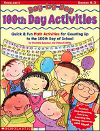 Day-by-Day 100th Day Activities (Enhanced eBook)