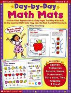 Day-by-Day Math Mats (Enhanced eBook)