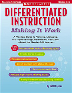 Differentiated Instruction: Making It Work (Enhanced eBook)