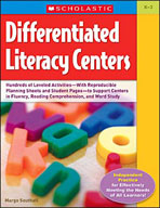 Differentiated Literacy Centers