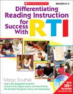 Differentiating Reading Instruction for Success With RTI (