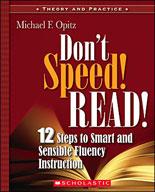 Don't Speed. Read! (Enhanced eBook)
