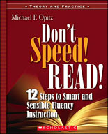 Don't Speed. Read! (Enhanced eBook)
