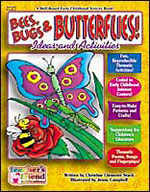 Early Childhood Thematic Books: Bees, Bugs and Butterflies (Enhanced eBook)
