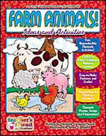 Early Childhood Thematic Books: Farm Animals (Enhanced eBook)