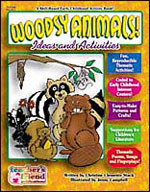 Early Childhood Thematic Books: Woodsy Animals