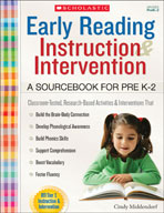 Early Reading Instruction and Intervention: A Sourcebook f