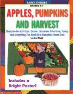 Early Themes: Apples, Pumpkins and Harvest