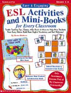 Easy & Engaging ESL Activities and Mini-Books for Every Classroom (Enhanced eBook)