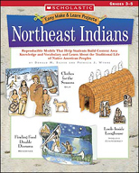 Easy Make & Learn Projects: Northeast Indians (Enhanced eBook)