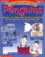 Easy Make & Learn Projects: Penguins (Enhanced eBook)