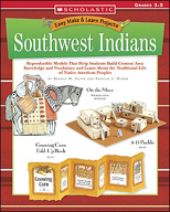 Easy Make & Learn Projects: Southwest Indians  (Enhanced eBook)