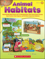 Easy Make and Learn Projects: Animal Habitats
