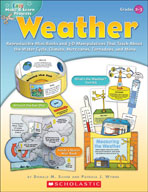 Easy Make and Learn Projects: Weather (Enhanced eBook)