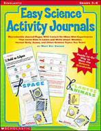 Easy Science Activity Journals (Enhanced eBook)