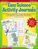 Easy Science Activity Journals (Enhanced eBook)