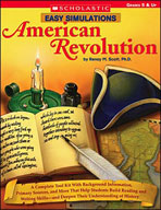 Easy Simulations: American Revolution