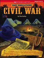 Easy Simulations: Civil War (Enhanced eBook)