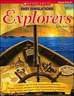 Easy Simulations: Explorers (Enhanced eBook)