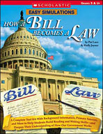 Easy Simulations: How a Bill Becomes a Law (Enhanced eBook)