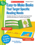 Easy-to-Make Books That Target Specific Reading Needs (Enhanced eBook)