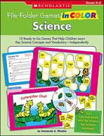 File-Folder Games in Color: Science