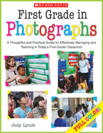First Grade in Photographs (Enhanced eBook)