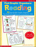 First Graphic Organizers: Reading (Enhanced eBook)