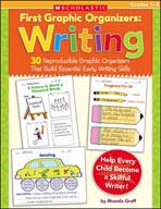 First Graphic Organizers: Writing (Enhanced eBook)
