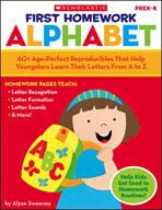 First Homework: Alphabet (Enhanced eBook)