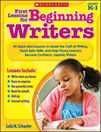 First Lessons for Beginning Writers (Enhanced eBook)