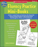 Fluency Practice Mini-Books: Grade 2 (Enhanced eBook)