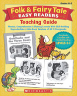Folk and Fairy Tale Easy Readers: Teaching Guide