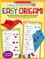 Follow-the-Directions: Easy Origami (Enhanced eBook)