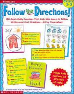 Follow the Directions (Enhanced eBook)