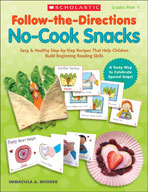 Follow-the-Directions: No-Cook Snacks (Enhanced eBook)