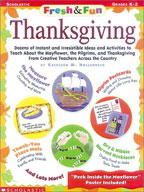 Fresh and Fun: Thanksgiving (Enhanced eBook)