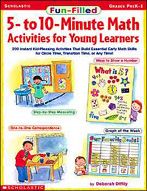 Fun-Filled 5 to 10 Minute Math Activities for Young Learners