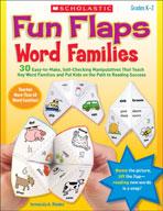 Fun Flaps: Word Families
