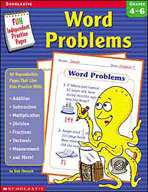 Fun Independent Practice Pages: Word Problems
