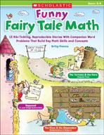 Funny Fairy Tale Math (Enhanced eBook)