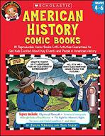 FunnyBone Books: American History Comic Books