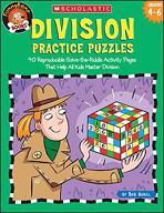 FunnyBone Books: Division Practice Puzzles