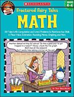 FunnyBone Books: Fractured Fairy Tales: Math