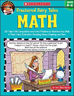 FunnyBone Books: Fractured Fairy Tales: Math